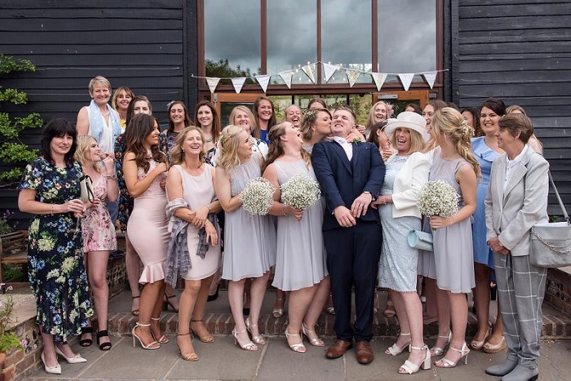 upwaltham barns wedding 017