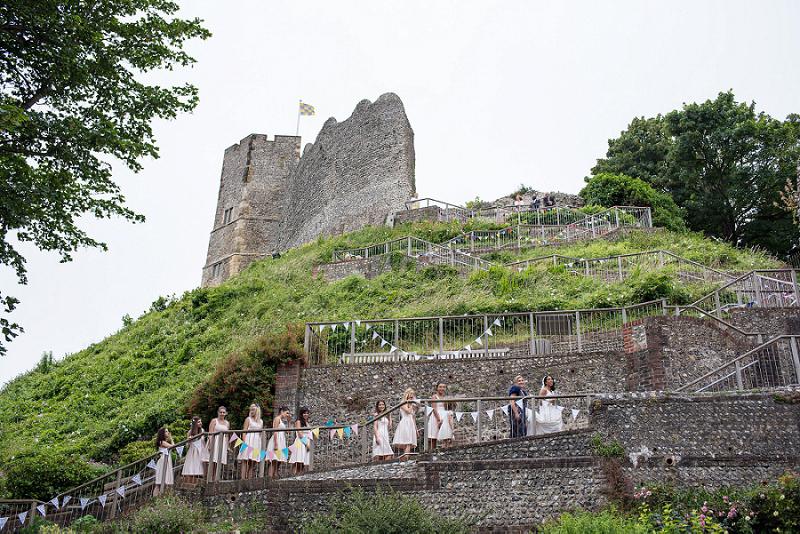 lewes castle wedding photographer005