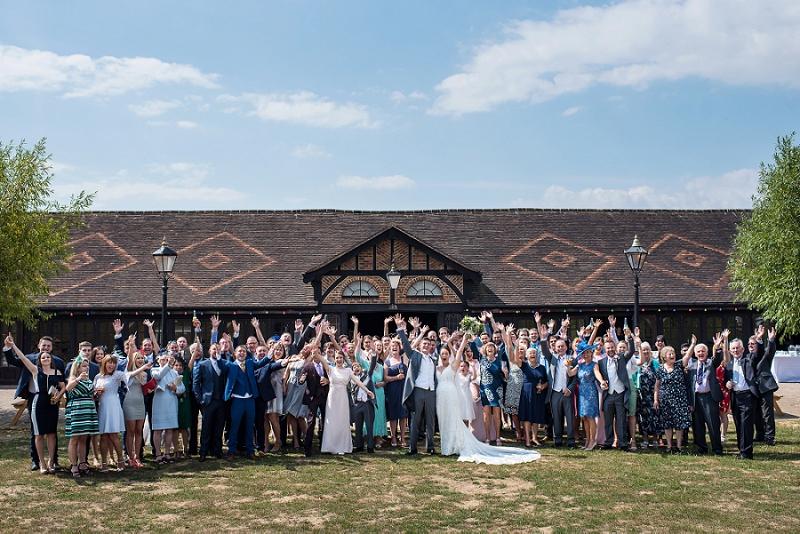 laughton barns wedding 020